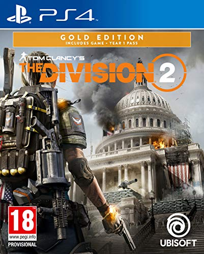 Price comparison product image Tom Clancy's The Division 2 Gold Edition (PS4)