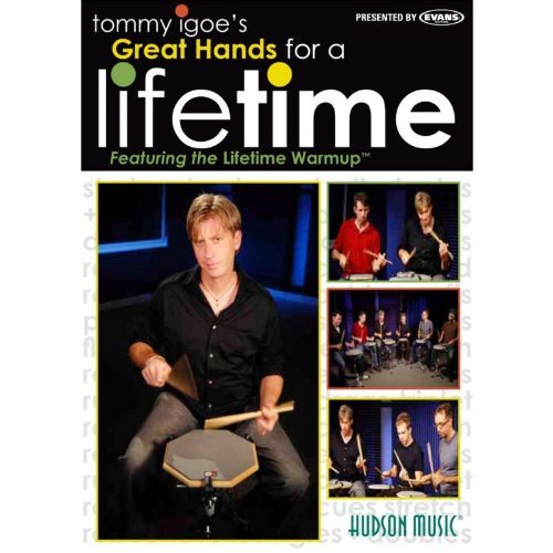 Tommy Igoe\'s Great Hands for a Lifetime