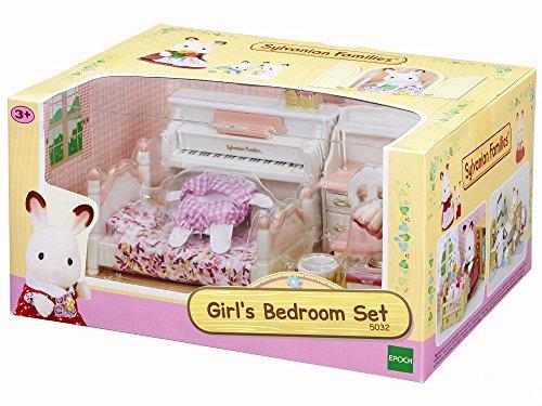 Sylvanian Families 2953 - Mädchenzimmer-Set, Puppenzimmer