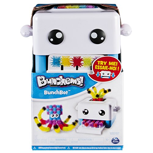 Spin Master 6036070 - Bunchems - BunchBot