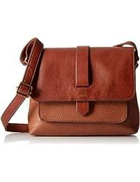 Fossil Crossbody Sling Bag (Brown)