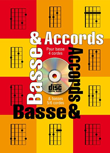 Basse & accords (1 Livre + 1 CD)