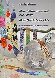 Mehr Motivarmbänder aus Perlen /More beaded Bracelets: 16 verschiedene Motive /16 different patterns