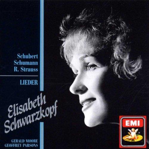 Schubert Schumann Lieder