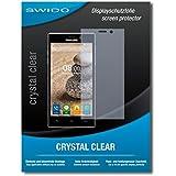 """4 x SWIDO protecteur d'écran Philips V787 film protecteur feuille """"CrystalClear"""" invisible"""