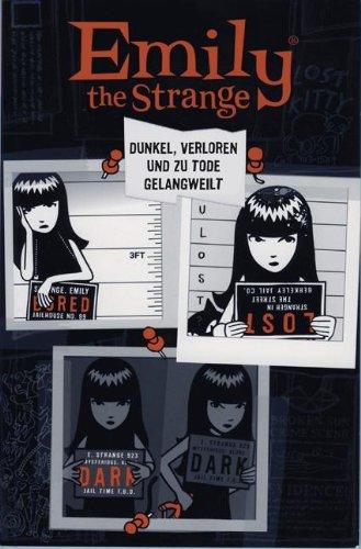 Dunkel, verloren und zu Tode gelangweilt: Emily-Comic, Sammelband