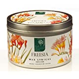 Wax Lyrical Royal Horticultural Society Tin Candle, Freesia