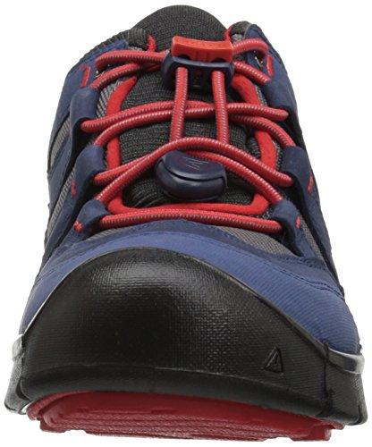 Keen Hikesport Waterproof Junior Hiking Scarpe - SS18 Blue