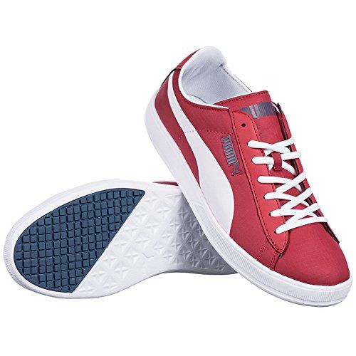Puma Unisex-Erwachsene Archive Lite Low Mesh Rt Sneaker Rot