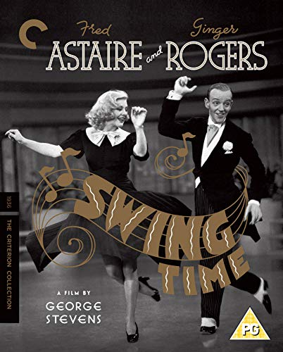 Swing Time [Blu-Ray] [Region B] (IMPORT) (Keine deutsche Version)