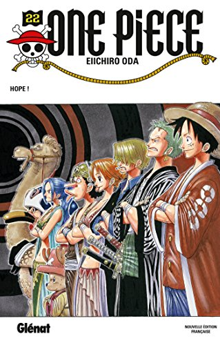 One Piece - Édition originale - Tome 22 : Hope !