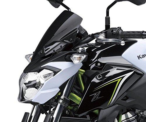 Kawasaki Z650 Windschild getönt Meter Cover 1096 - Meter Cover