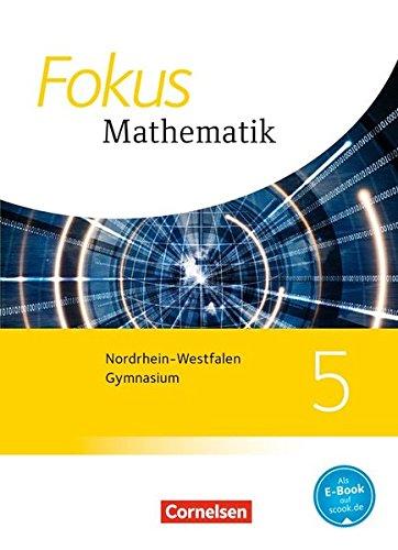 Fokus Mathematik - Nordrhein-Westfalen - Ausgabe 2013: 5. Schuljahr - Schülerbuch