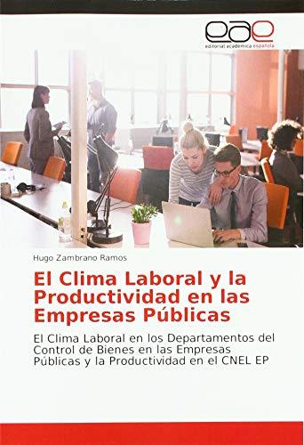 Libro clima laboral en las empresas públicas