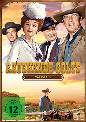 Rauchende Colts - Volume 3 [7 DVDs] (Rauchende Colts)