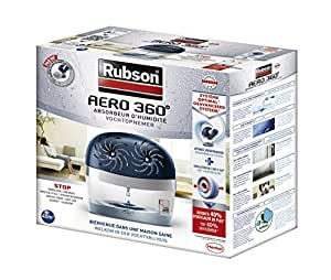 rubson absorbeur aero 360 stop 40 m avec 2 recharges bricolage. Black Bedroom Furniture Sets. Home Design Ideas