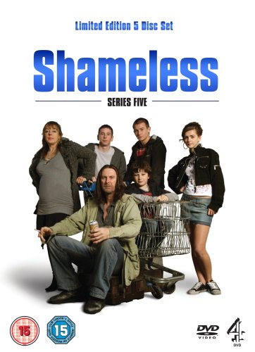 Shameless - Series 5 [UK Import] (Alice Tv-serie Staffel 5)