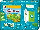 BOOKii Starterset WAS IST WAS Junior Entdecke Deutschland! Buch + Hörstift: Über 900 Hörerlebnisse und interaktive Spiele!