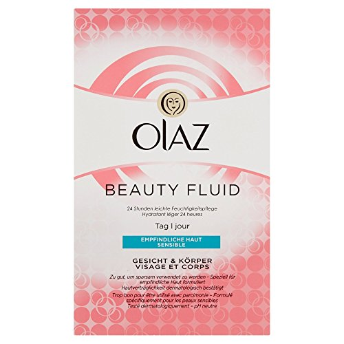 Olay Essentials Beauty Fluid Bouteille, lot de 6
