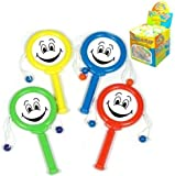 Smiley Hand Drum Party Bag Fillers, pack of 12