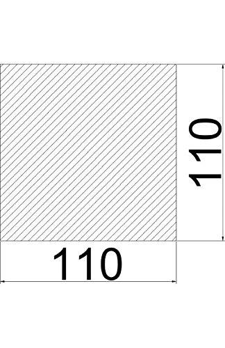 Bodenplatte Stahl schwarz Segmentbogen Kaminofen//Holzofen Hitzebest/ändig einbrennlackiert Senotherm