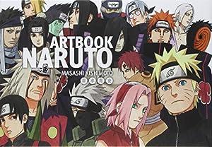 Naruto Artbook Coffret Intégral 2014 One-shot