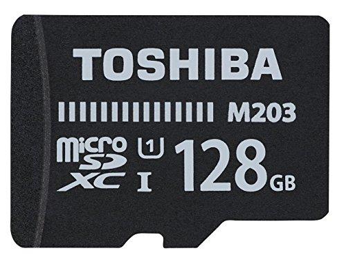 Toshiba microSDXC M203R100128GB, THN de m203K1280ea