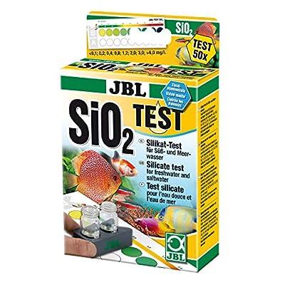 JBL SiO? Silikat Test Silikat (Kieselsäure) Test für Süß - Salzwasser
