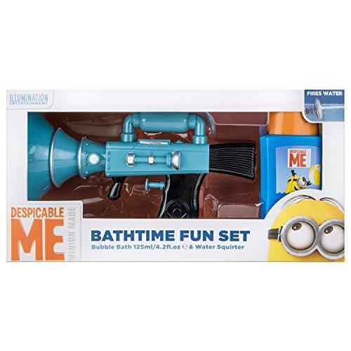 Minions MIN2944 - Set de baño diseño Minions, 2 piezas