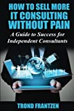 How to Sell More IT Consulting without Pain: A Guide to Success for Independent Consultants by Trond Frantzen (2016-07-04)
