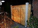 10 Bambusstangen 30-40 mm Durchmesser1,95 mtr.