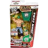 WWE Elite El mejor de PPV John Cena Figura De Acción (Build a John Laurinaitis figura)