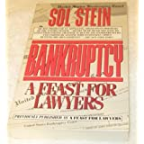 Bankruptcy: A Feast for Lawyers by Sol Stein (1992-05-02)