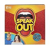 Speak Out Brettspiel, in englischer Sprache, das ausgelassene Phrasen-Kartenspiel für Erwachsene,...