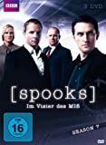 Spooks _ Im Visier des MI5 - Season 7 [3 DVDs]