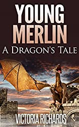 Young Merlin: A Dragon's Tale (English Edition)