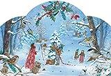 Adventskalender Die kleine Elfe feiert Weihnachten
