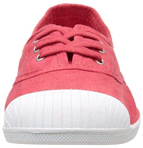Kaporal Vickana, Baskets Basses Femme Rouge