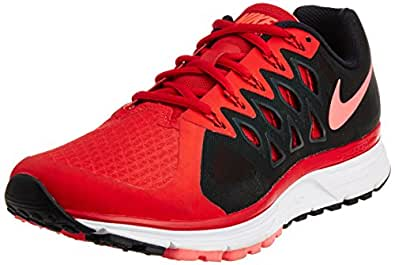 Nike Men's Zoom Vomero 9 University Red,Hyper Punch,Black  Running Shoes -7 UK/India (41 EU)(8 US)