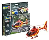 Revell 64986 - Modellbausatz - EC135 AIR-Glaciers im Maßstab 1:72