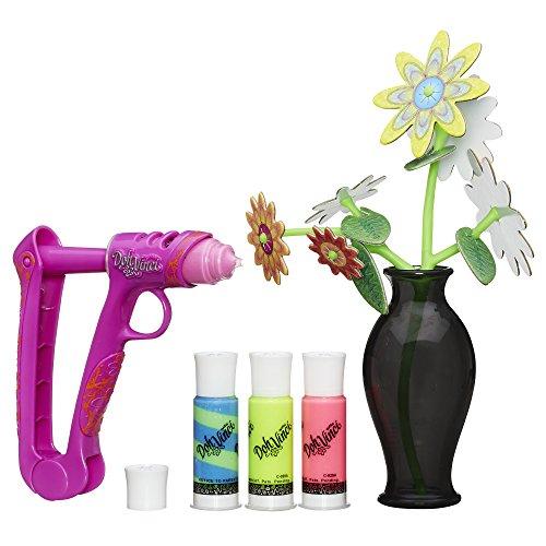 Play-Doh DohVinci Faux Flower Vase Kit