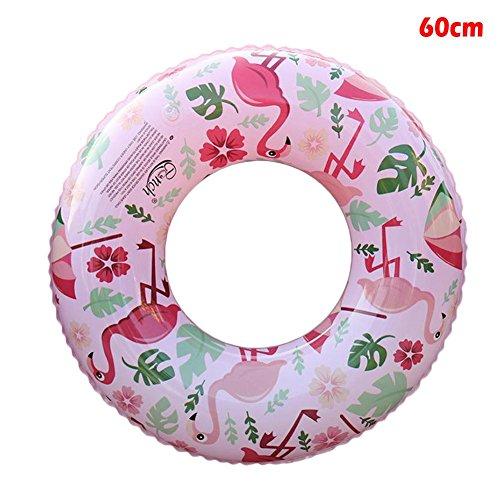 Baby Swimming Float Pool Float Flamingos Swimming Seat Aufblasbarer Schwimmring Baby Kinder Float Sitz Boot Pool Wasser Spaß Schwimmring