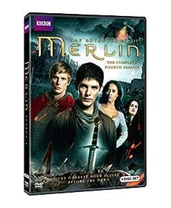 Merlin: Complete Fourth Season [DVD] [Region 1] [US Import] [NTSC]