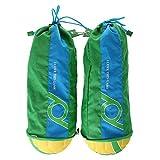 Matthew00Felix Fußball-Form Sport Trainings Duffel Bag Outdoor-Fußball-Schuh-Speicher-Beutel-Taschen