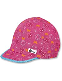 Sterntaler Bonnet avec visière pour filles, Magenta 8da6f8ccbf5