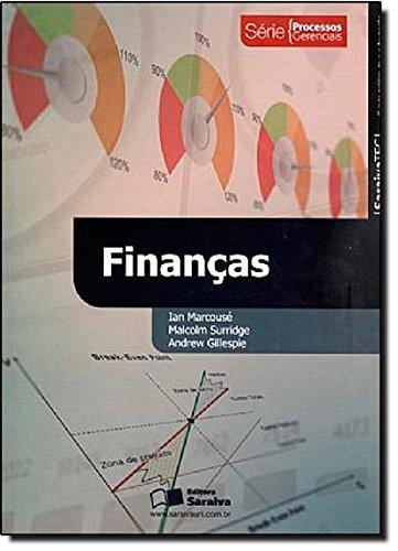 Finanças - Serie Processos Gerenciais