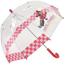 Paraguas kukuxumusu burbuja Caperucita