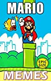 MARIO Memes: Silly Super Mario, Crazy Koopas, Funny Fire Power & Magical Mushrooms!: Memes & Jokes Epic Sized Super Pack (Unofficial Parody)