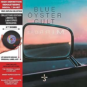 Mirrors - Cardboard Sleeve - High-Definition CD Deluxe Vinyl Replica