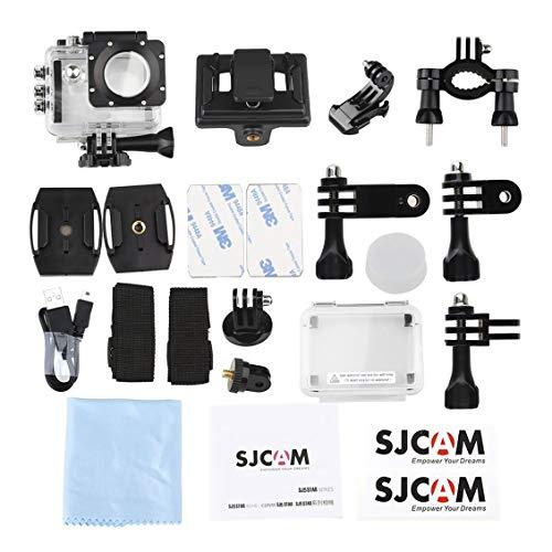 ForceSthrength SJCAM SJ5000X Wasserdichter HD 4K-Action-Sportkamera Elite-Unterwasser-Camcorder